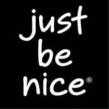 Just Be Nice screenshot